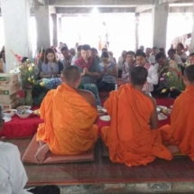 Blessing Praying Ceremony -13