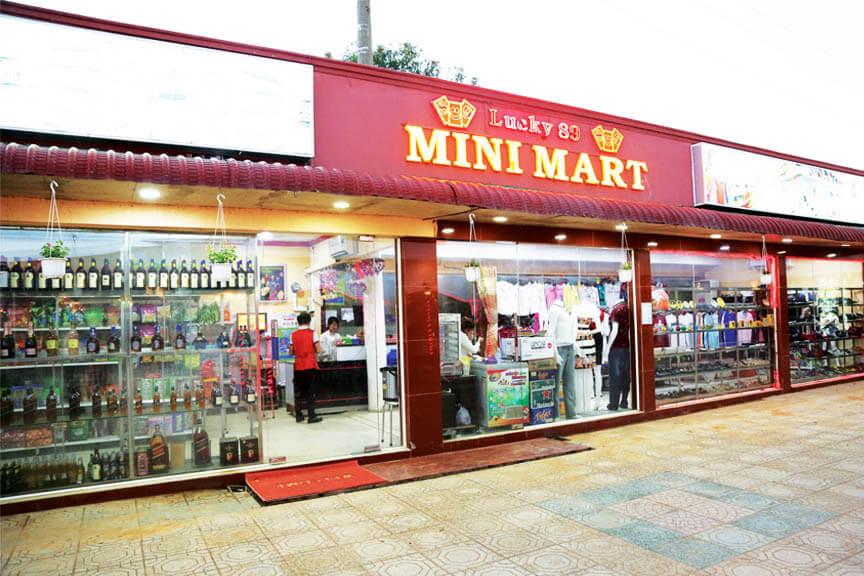 Mini Mart Cambodia