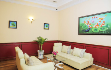 Famous Hotel Cambodia