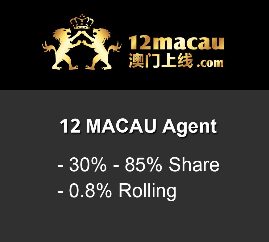 12Macau Agent Programs