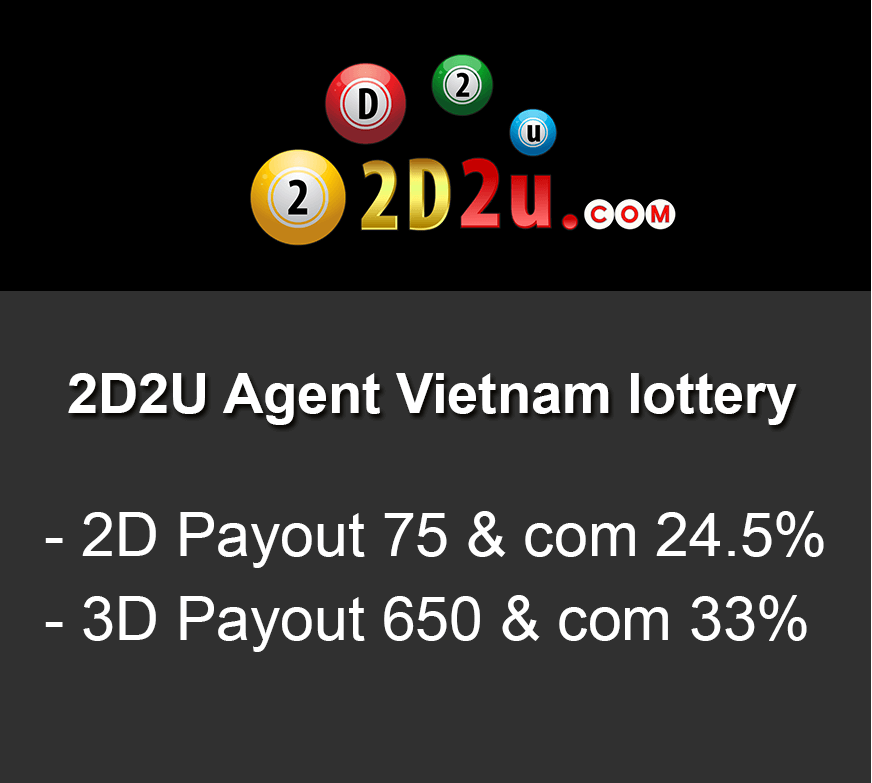 2D2U Agent Vietnam Lottery Program