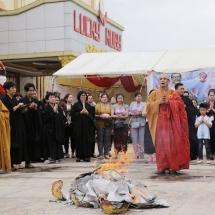 Blessing Praying Ceremony -9