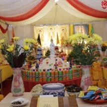 Blessing Praying Ceremony -1